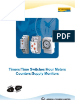 Timers, Time,Switches, Hour Meters & Supply Monitors