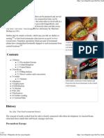 Fast Food - Wiki