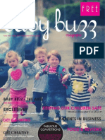 August Issue - Baby Buzz Magazine