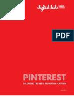 Pinterest - Colonizing the Web's Inspiration Platform