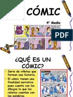 El Comic 4° Medio 2013