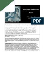 philo 1100 hyb  intro  to philosophy  hybrid delivery