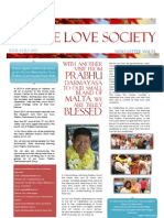 August News Letter