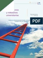 Meditaciones y Reflexiones Universitarias