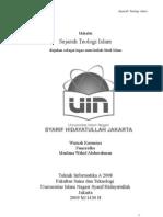 Sejarah Teologi Islam