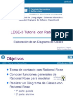 LESE-3 - Tutorial Con Rational Rose