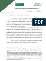 Fiscalizacão da Inconstitucionalidade por Omissão - Jorge Miranda