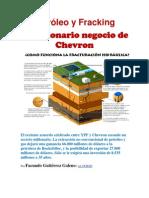 El millonario negocio de Chevron- Por Facundo Gutiérrez Galeno