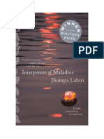 interpreter of maladies discussion questions