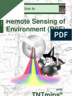 Remote Sensing of Environment (RSE)