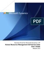 Dynamics Hrms Uguide