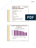 Computer Industry Careers