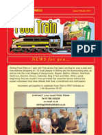 Food Train Newsletter Issue 2