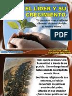 EL LÍDER Y SU CRECIMIENTO