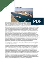 Port of Jeddah, Saudi Arabia