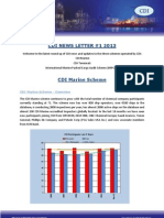 CDI News Letter 01-2013