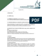 Programa Literatura Argentina i 2012