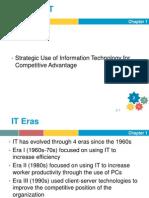 Competitve Advantage of IT - June 2013
