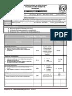 PLAN Y PROG EVAL. 5° 2013-2014 1er periodo