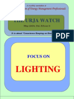 The Urja Watch - May 2009