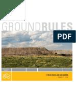 GroundRules MiningProcesses 11 13 Spanish