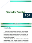 Aula Servidor Samba