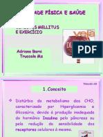 Diabetes Mellitus e Exercício
