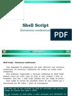Shell Estruturas Condicionais