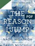 The Reason I Jump by Naoki Higashida (an excerpt)