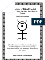 Ritual Magick Workshop Belfast