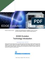 EGPRS2 Rohde&Scwarz