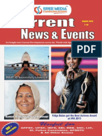 Current Affairs 32 Pages English August