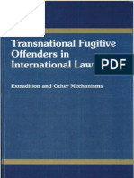 Transnational Fugitive Offenders