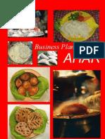 Business Plan of 'Ahar'