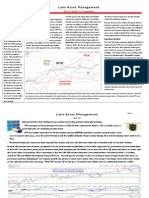 Lane Asset Management Stock Market  Commentary for August 2013