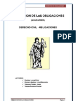 Inejecucion de Las Obligaciones - Civil (2)