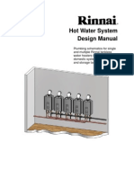 Hot Water Design Manual Rev C