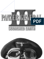 Panzer General III - Manual - PC