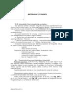 Tema 10 - Materialul Fotosensibil