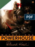 MUTASI DNA POWERHOUSE - RHENALD KASALI, PH. D.