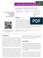 Double STA-MCA Anatomosis for Bilateral Carotid Occlusion -Case Report and Literature Review-