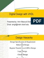 Digital Design With VHDL I