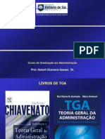 ADMINISTRACAO Teoria Geral Guesser Hubert Chamone