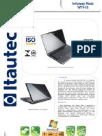 Manual Infoway Note W7415 Modelo Folder Novo R06_030810_FDE
