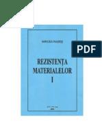 Rezistenta Materialelor Vol 1, 2 - Mircea Rades