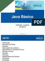 Apresentacao Java Basico