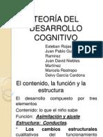 Teoria Del Desarrollo Cognitivo