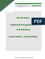 Manual de Departamento Pessoal 01-09-2005