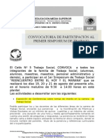 convocatoria cetis No.5