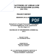 LLDPE Project